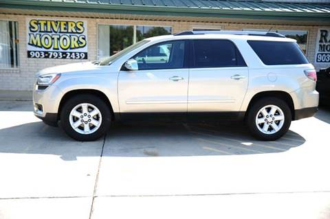 2013 GMC Acadia for sale in Texarkana, TX