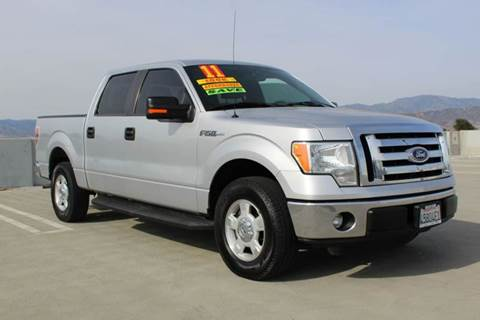 2011 Ford F-150 for sale in North Hollywood, CA