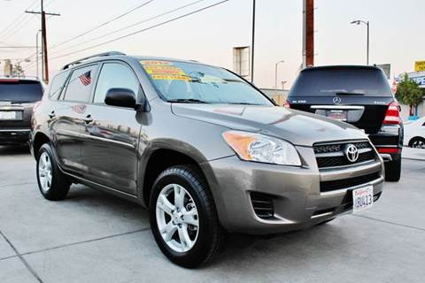 2012 Toyota RAV4 for sale in North Hollywood, CA