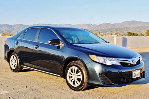 2014 Toyota Camry for sale in North Hollywood, CA