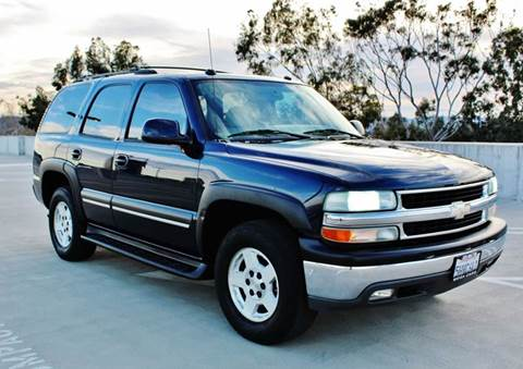 2004 Chevrolet Tahoe for sale in North Hollywood, CA