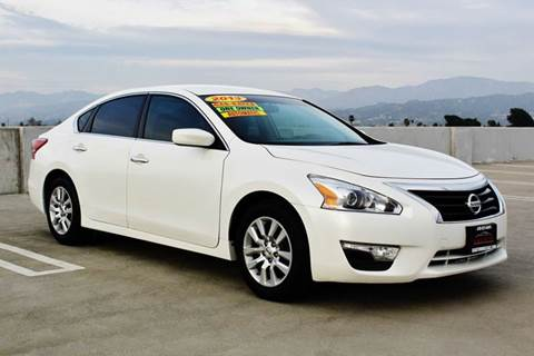 2013 Nissan Altima for sale in North Hollywood, CA
