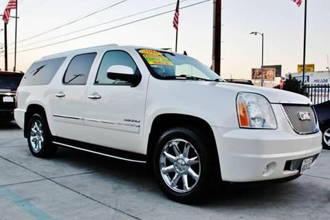 2010 GMC Yukon XL for sale in North Hollywood, CA