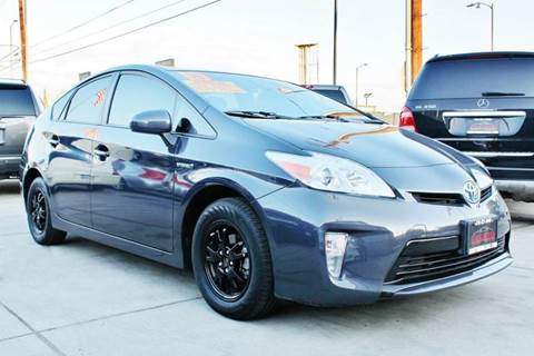 2015 Toyota Prius for sale in North Hollywood, CA