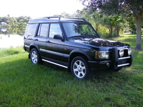 2004 Land Rover Discovery for sale in Port St Lucie, FL