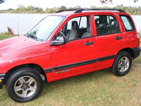 2002 Chevrolet Tracker for sale in Port St Lucie, FL