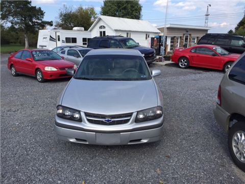 Allmans Used Cars Martinsburg Wv