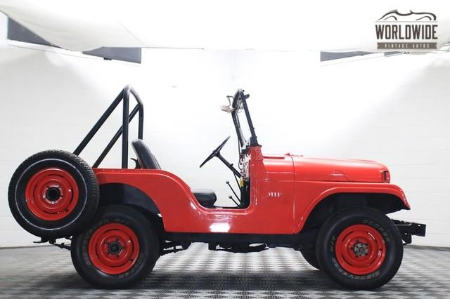 1955 Willys CJ-5 for sale in Denver CO
