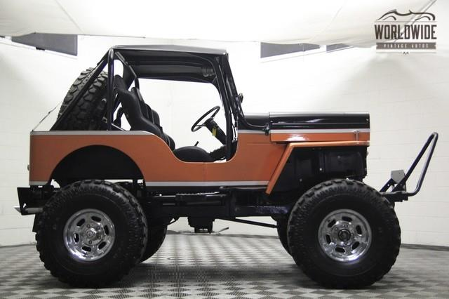 1955 Willys Jeep for sale in Denver CO