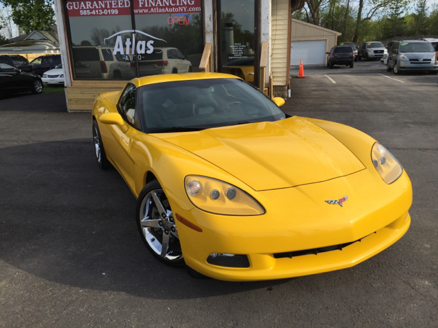 2005 chevrolet corvette base 2dr coupe in rochester ny. Black Bedroom Furniture Sets. Home Design Ideas