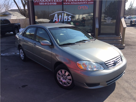 2004 Toyota Corolla for sale in Rochester, NY
