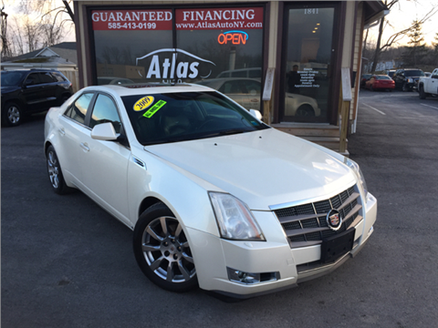 2009 Cadillac CTS for sale in Rochester, NY