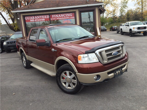 2007 Ford F-150 for sale in Rochester, NY