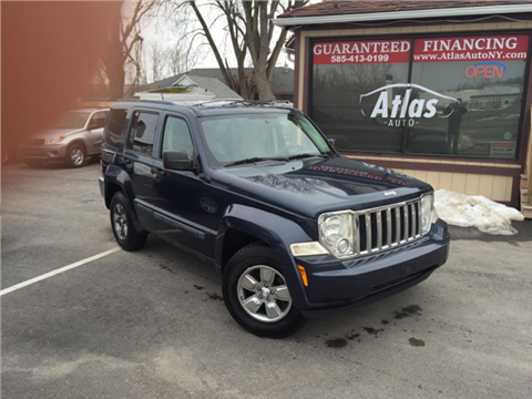 2008 Jeep Liberty for sale in Rochester, NY