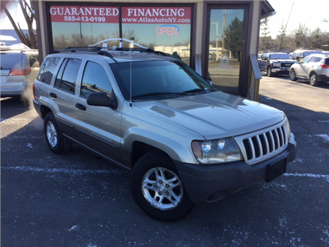 2004 Jeep Grand Cherokee for sale in Rochester, NY