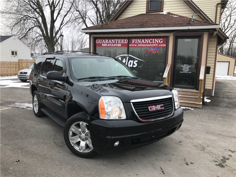 2007 GMC Yukon for sale in Rochester, NY