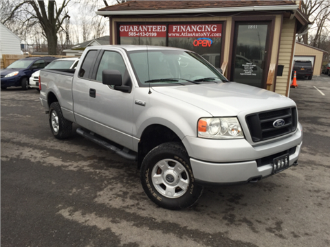 2004 Ford F-150 for sale in Rochester, NY