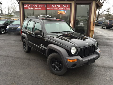 2004 Jeep Liberty for sale in Rochester, NY
