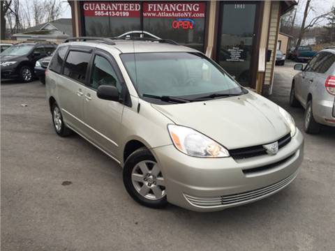 2004 Toyota Sienna for sale in Rochester, NY
