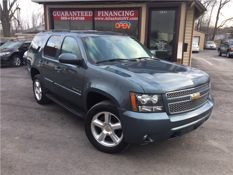 2008 Chevrolet Tahoe for sale in Rochester, NY