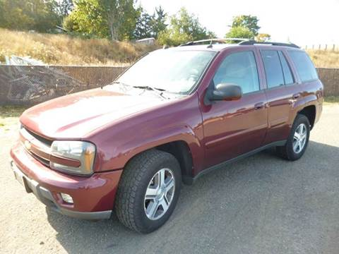 2005 Chevrolet TrailBlazer for sale in Port Angeles, WA