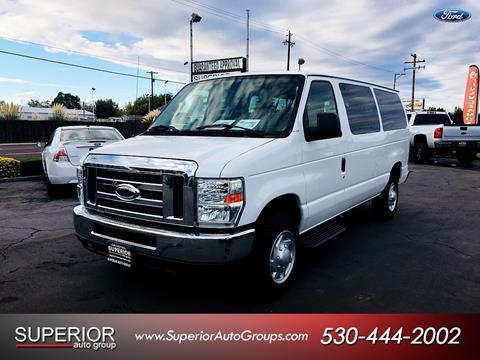 2012 Ford E-Series Wagon for sale in Yuba City, CA