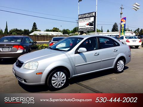 2006 Suzuki Forenza for sale in Yuba City, CA