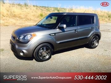 2013 Kia Soul for sale in Yuba City, CA
