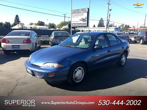 1999 Chevrolet Cavalier for sale in Yuba City, CA