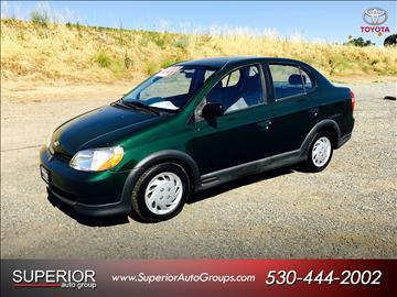 2001 Toyota ECHO for sale in Yuba City, CA
