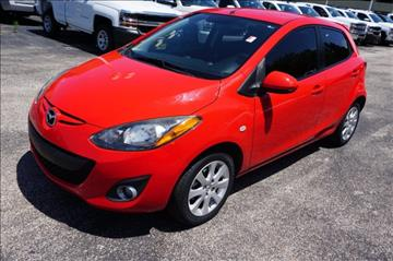 2011 Mazda MAZDA2 for sale in Houston, TX