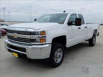 2017 Chevrolet Silverado 2500HD for sale in Houston, TX