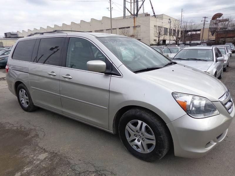 2007 Honda Odyssey  - Philadelphia PA