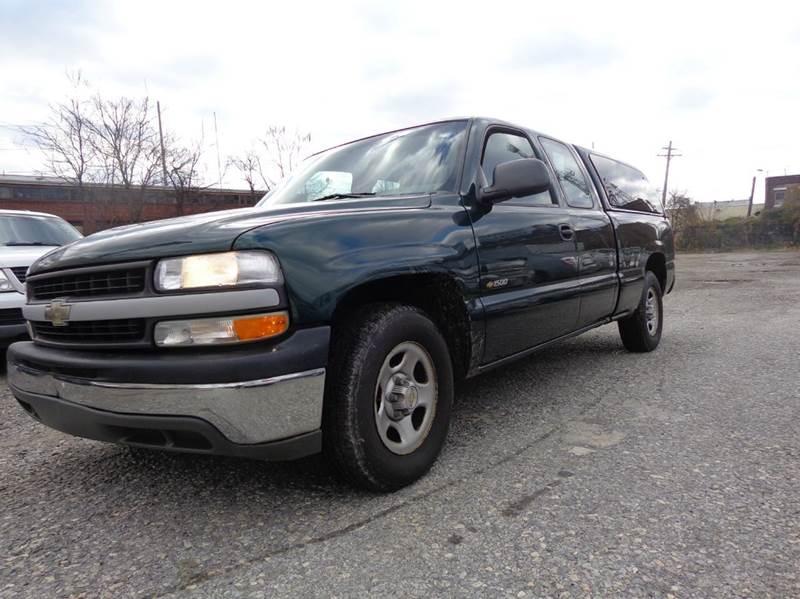 2002 Chevrolet Silverado 1500  - Philadelphia PA