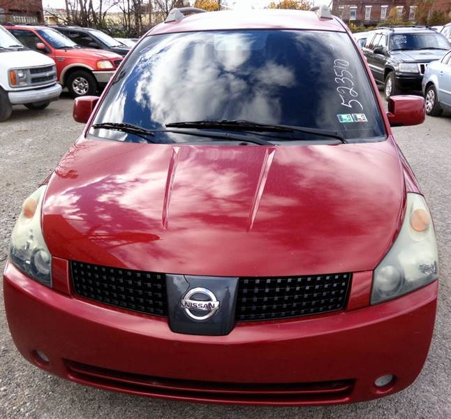 2006 Nissan Quest  - Philadelphia PA