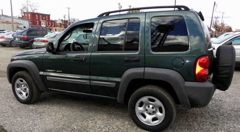 2003 Jeep Liberty  - Philadelphia PA