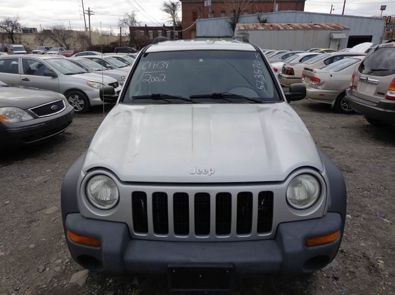 2002 Jeep Liberty  - Philadelphia PA