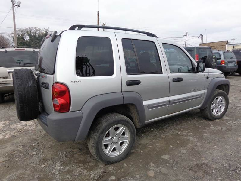 2002 Jeep Liberty  - Philadelphia PA