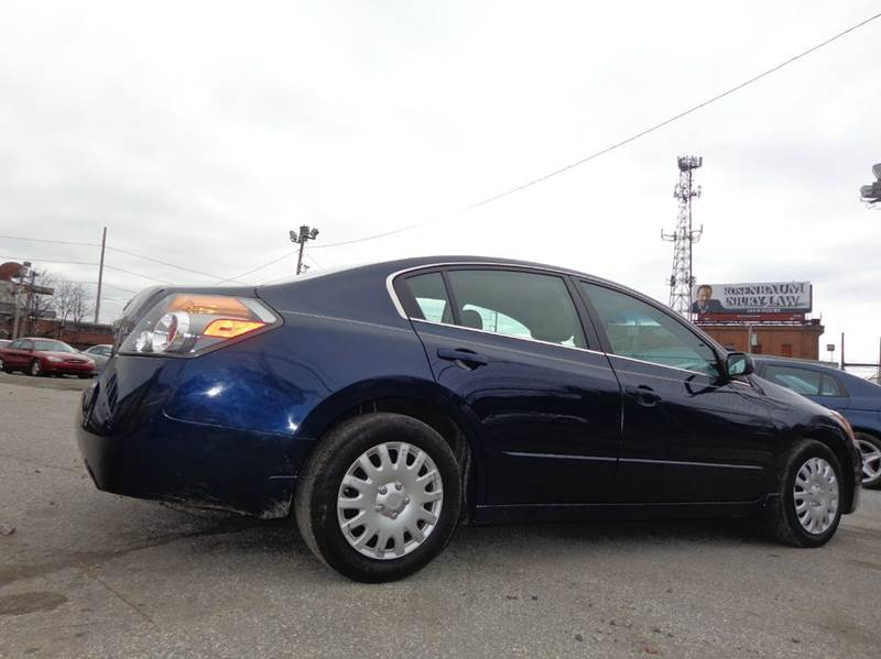 2010 Nissan Altima  - Philadelphia PA