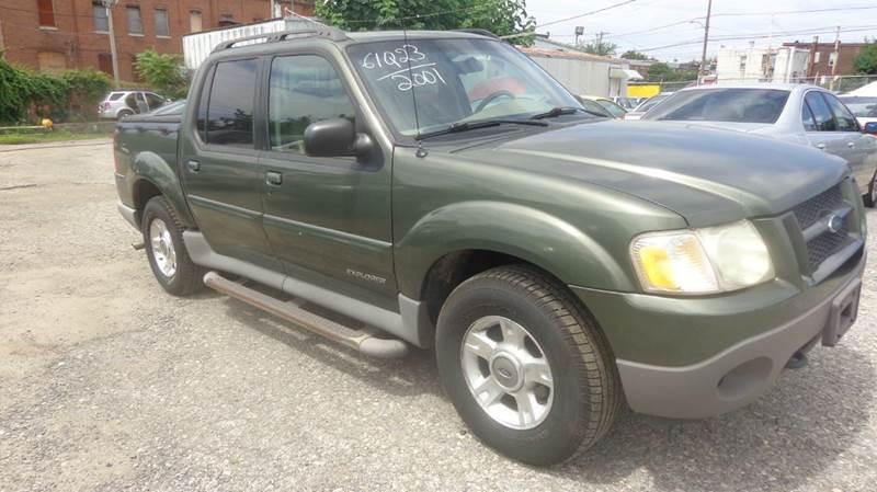 2001 Ford Explorer  - Philadelphia PA