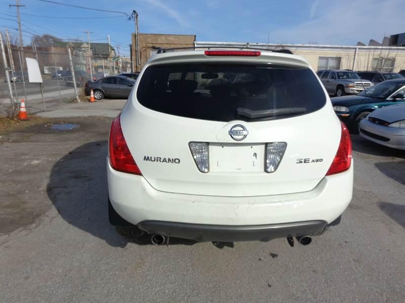 2004 Nissan Murano  - Philadelphia PA