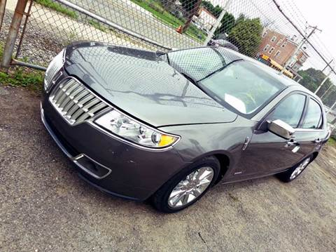 2012 Lincoln MKZ for sale in Philadelphia, PA