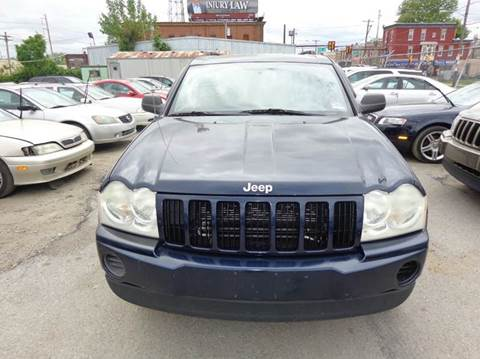 2006 Jeep Cherokee