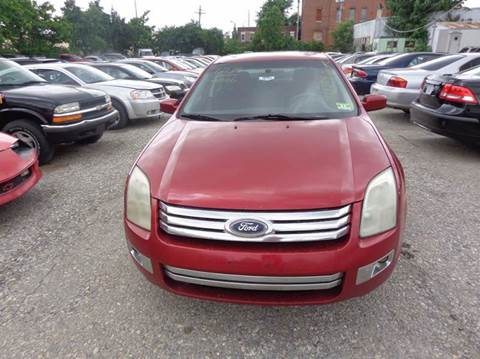 2006 ford fusion for sale in pennsylvania. Black Bedroom Furniture Sets. Home Design Ideas