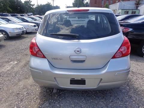 2011 Nissan Versa Note