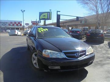 2003 Acura TL for sale in Wichita, KS