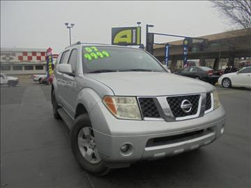 2007 Nissan Pathfinder for sale in Wichita, KS