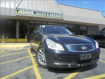 2008 Infiniti G35 for sale in Wichita, KS