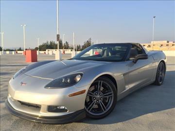 2008 Chevrolet Corvette for sale in San Jose, CA