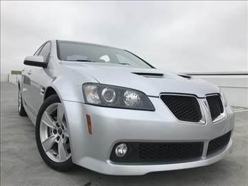 2009 Pontiac G8 for sale in San Jose, CA